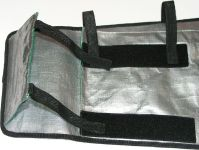 mounting of chain bag cover