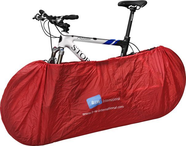 packing bike tub cover cord stop with elastic
