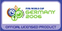 official products merchandise 2006 WC FIFA